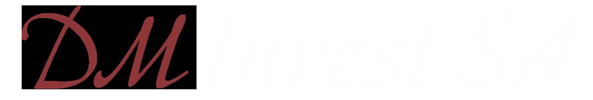 Logo DM Invest-blanc